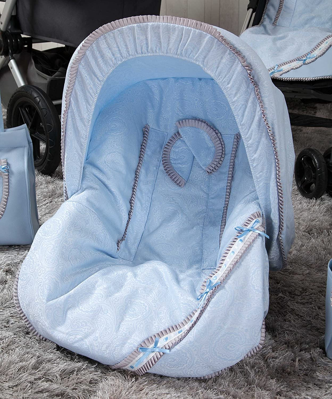 Colchoneta para silla grupo 0 color beige Babyline Bomb/ón