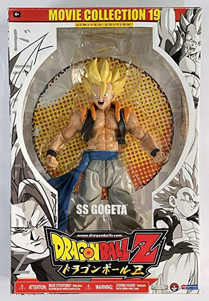 Dragon Ball Z Série 19 Film Collection SS Gotenks Figure Action