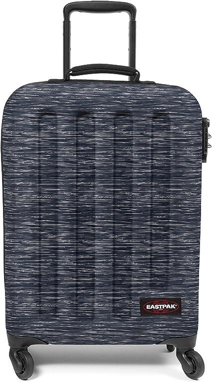 Eastpak Equipaje de ruedas, 32 litros, Gris (Knit Grey): Amazon.es: Equipaje