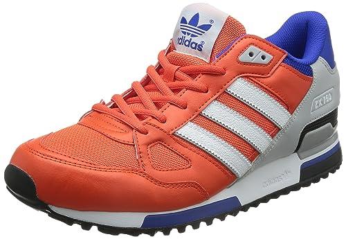 new style 5246c 2567f ... purchase adidas zx 750 zapatillas de deporte para hombre rojo blanco  azul 00c60 2d1b7