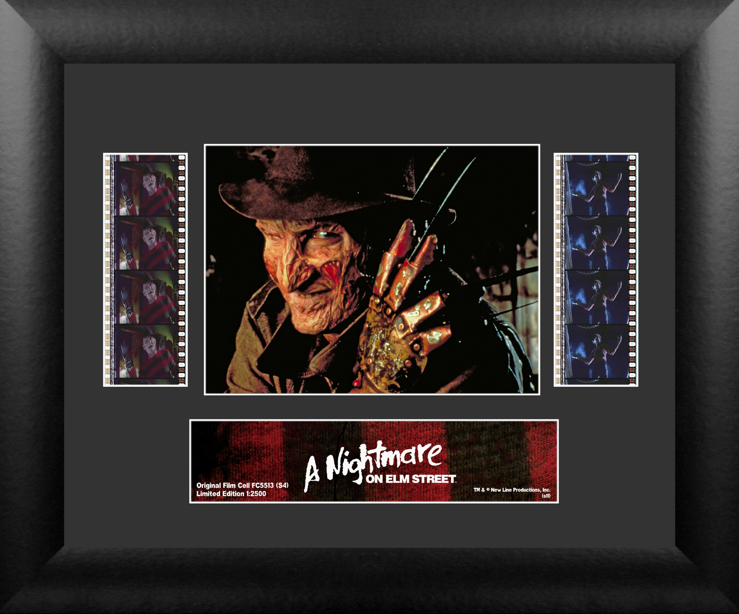 Trend Setters Ltd Nightmare On Elm Street S4 Double Film Cell by Trend Setters Ltd