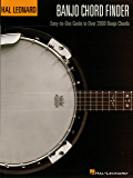 Banjo Chord Finder: Easy-to-Use Guide to Over 2,800 Banjo Chords