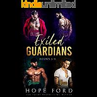 Exiled Guardians: Books 5 - 8 (Exiled Guardians Books 1-8)