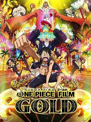 ONE PIECE FILM GOLDの動画を無料で観る方法!フル視聴なら動画配信サービス
