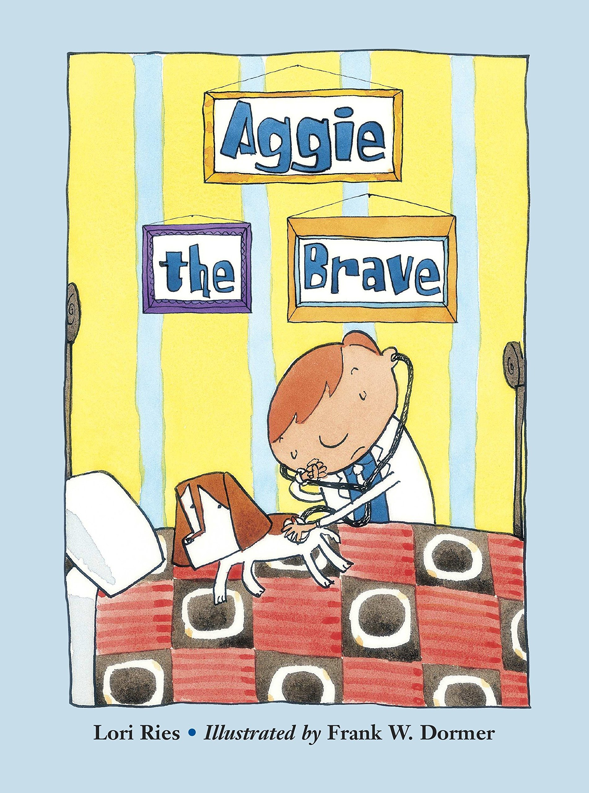 Aggie the Brave (Aggie and Ben) pdf