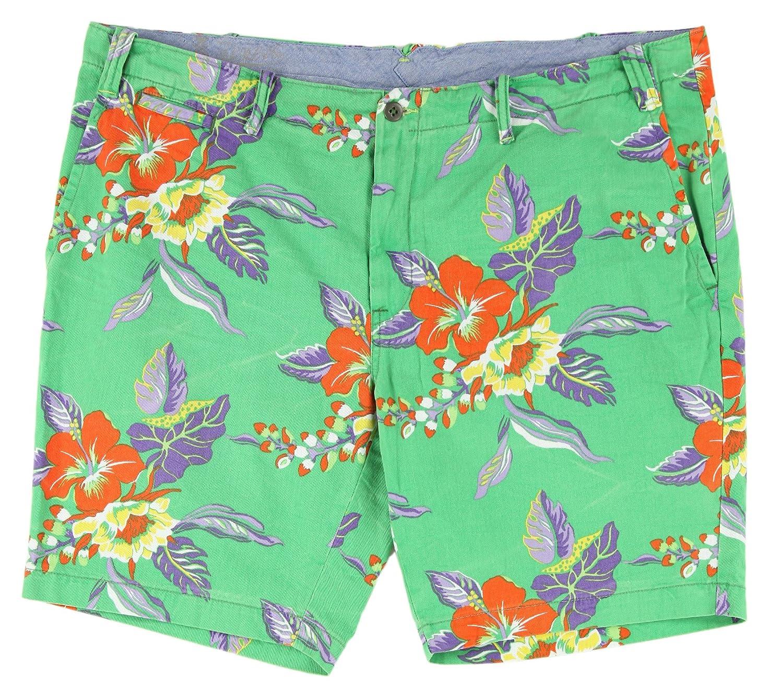 Green Floral Ralph Lauren Maritime Men's Shorts38bright Polo YyIbv7fg6