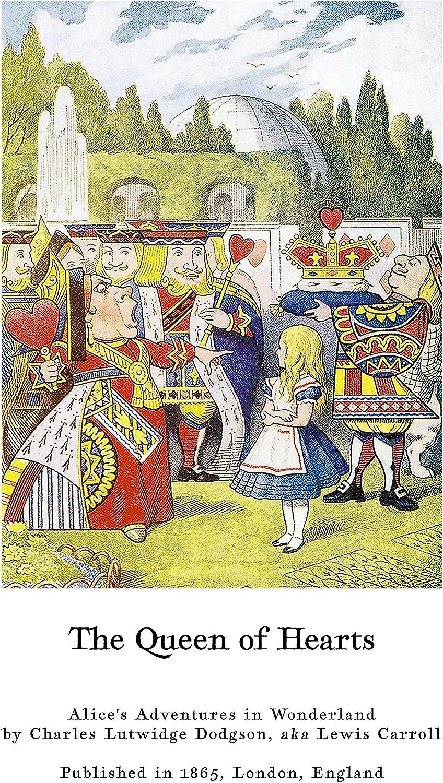 Victorian Vintage Alice in Wonderland John Tenniel Illustrations Collage Sheet #101