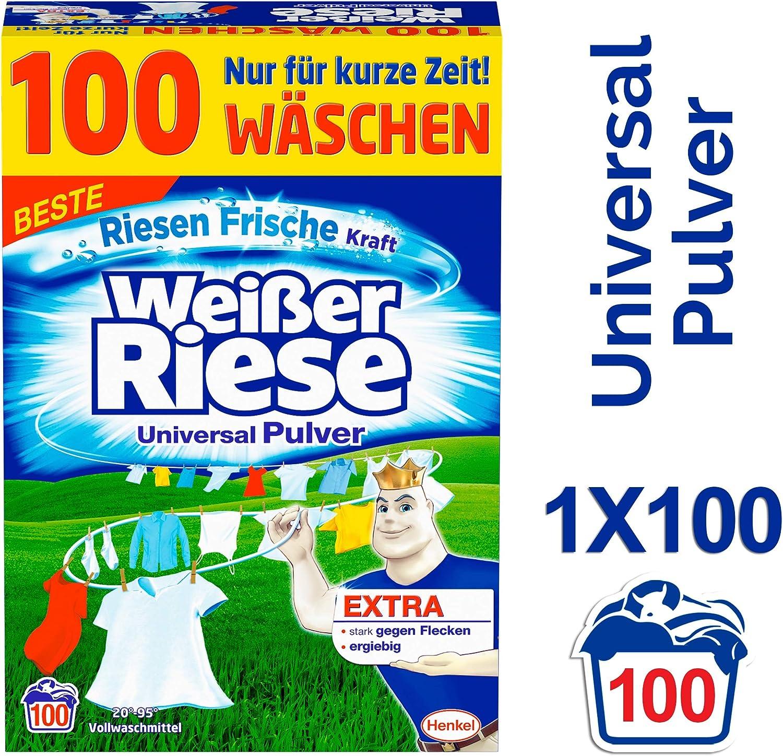 Weißer Riese Universal Pulver