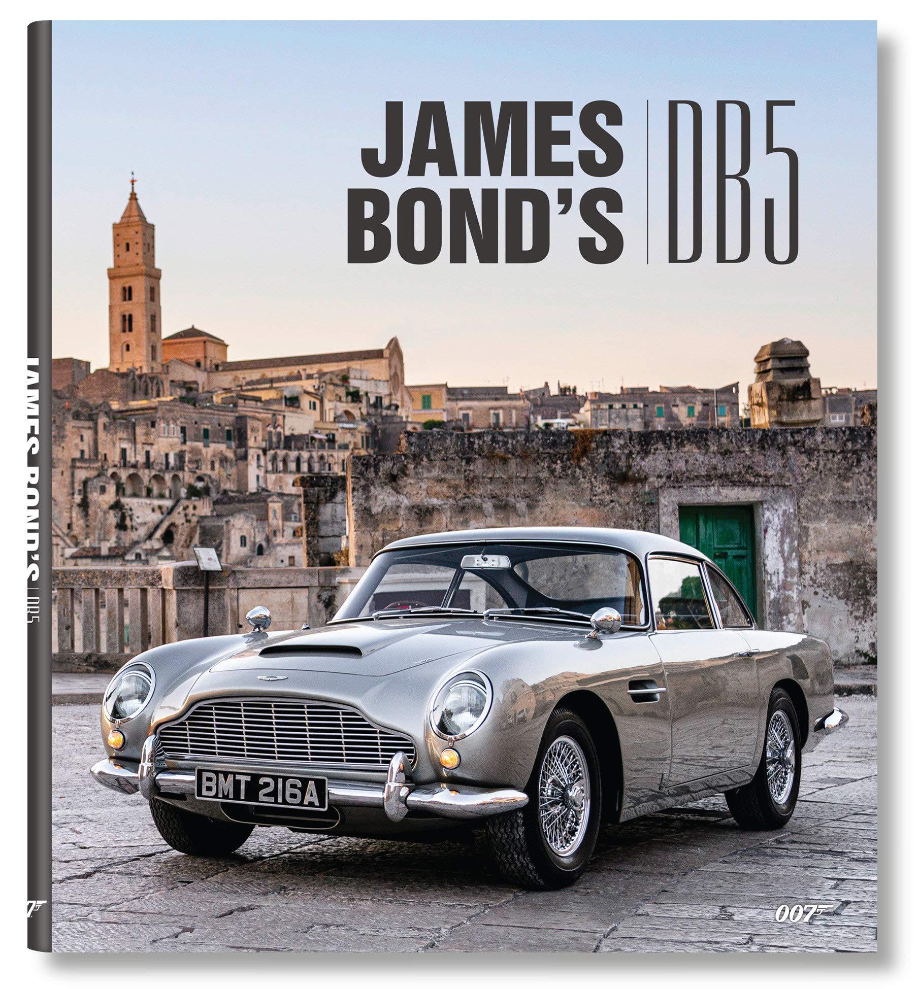 James Bond S Aston Martin Db5 Amazon De Hugo Simon Lawrence Will Fremdsprachige Bücher