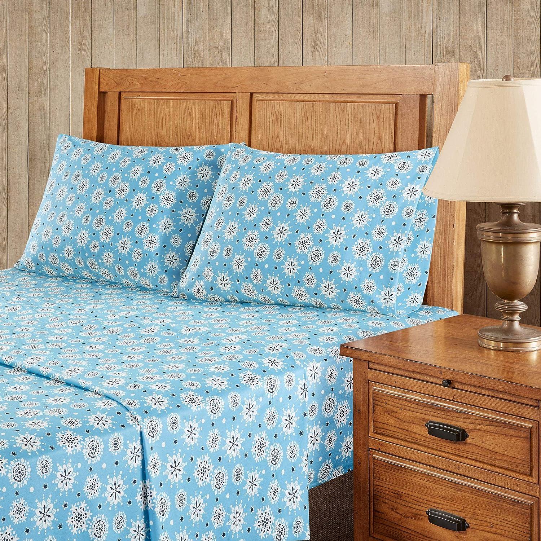 Premier Comfort Cozyspun Cozy Spun All Seasons 145GSM Sheet Set-Purple-Twin XL PC20-159