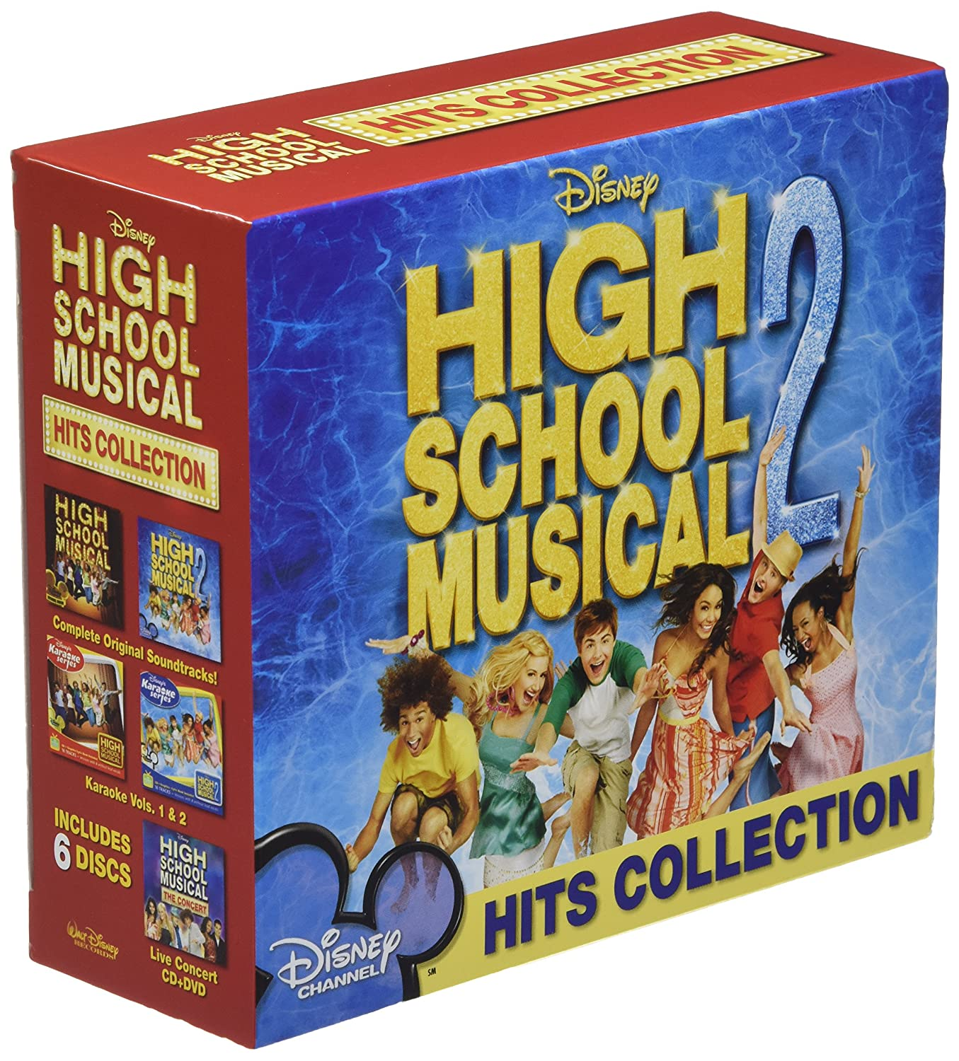 High School Musical Hits Collection