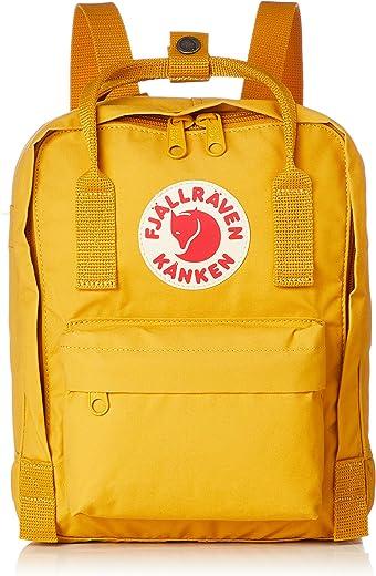 حقيبة ظهر كلاسيكية صغيرة Kanken من Fjallraven، مناسبة للاستخدام اليومي