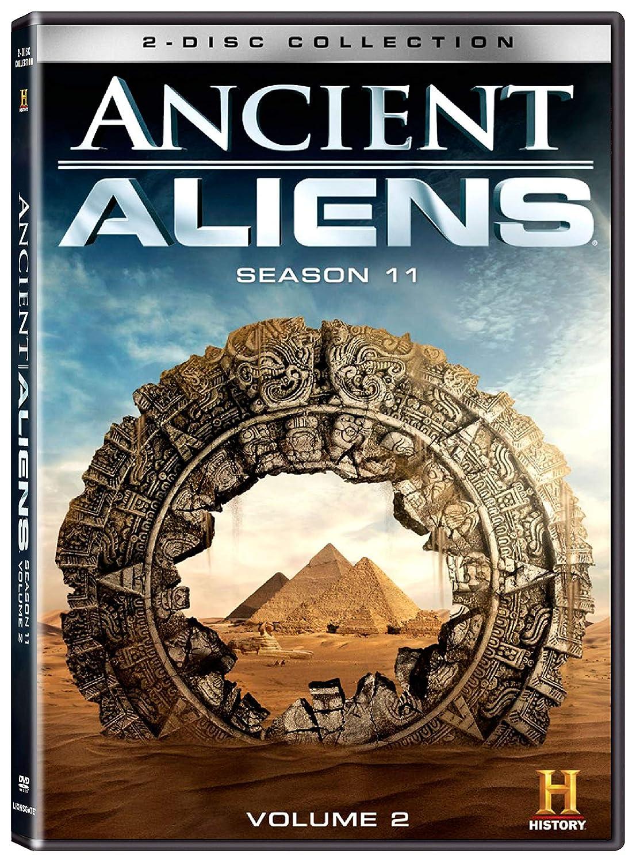 Amazon com: Ancient Aliens Ssn 11 Vol 2: Ancient Aliens