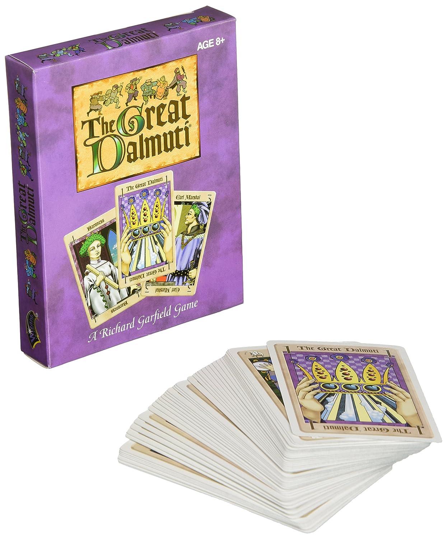 Amazon.com: Avalon Hill The Great Dalmuti: Toys & Games