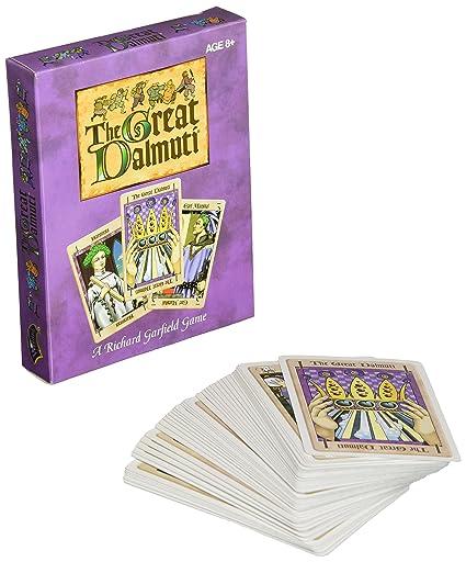 amazon com avalon hill the great dalmuti toys games