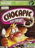Nestlé Chocapic Cœur Fondant - Céréales du Petit Déjeuner - Paquet de 360 g - Lot de 4