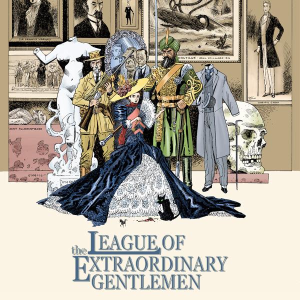 League Of Extraordinary Gentlemen Comic Book (The League of Extraordinary Gentlemen (Collections) (2 Book Series))
