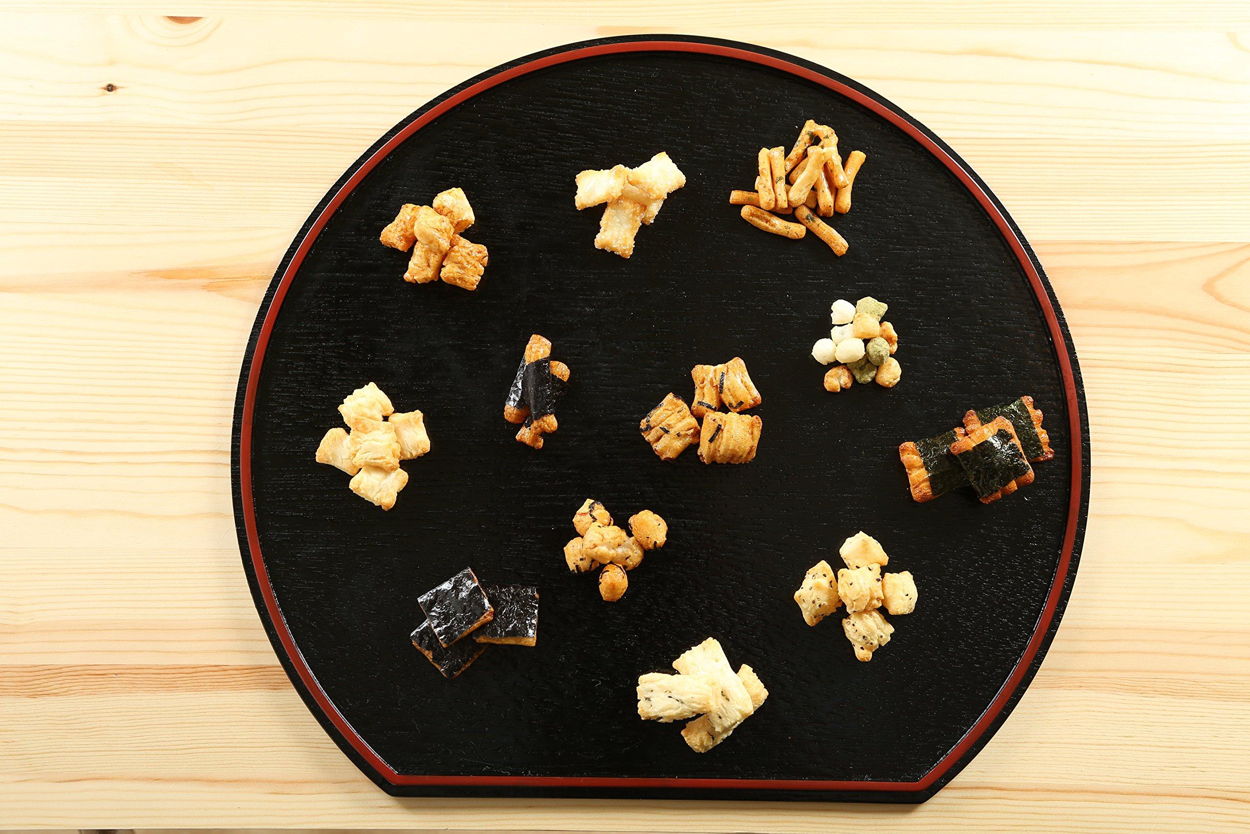Matsuzaki Senbei Cracker Set - Edo Arare, 8.5oz by Matsuzaki Senbei, est. 1804 (Image #1)
