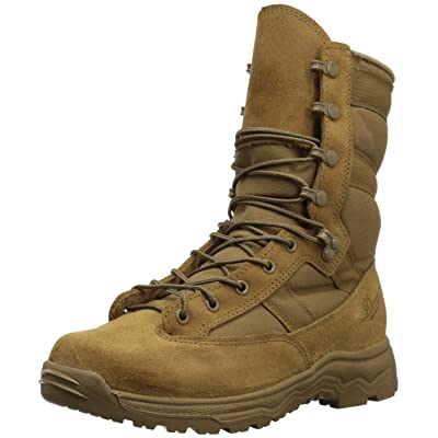 """Danner Men's Reckoning 8"""" Hot Military & Tactical Boot: Shoes"""