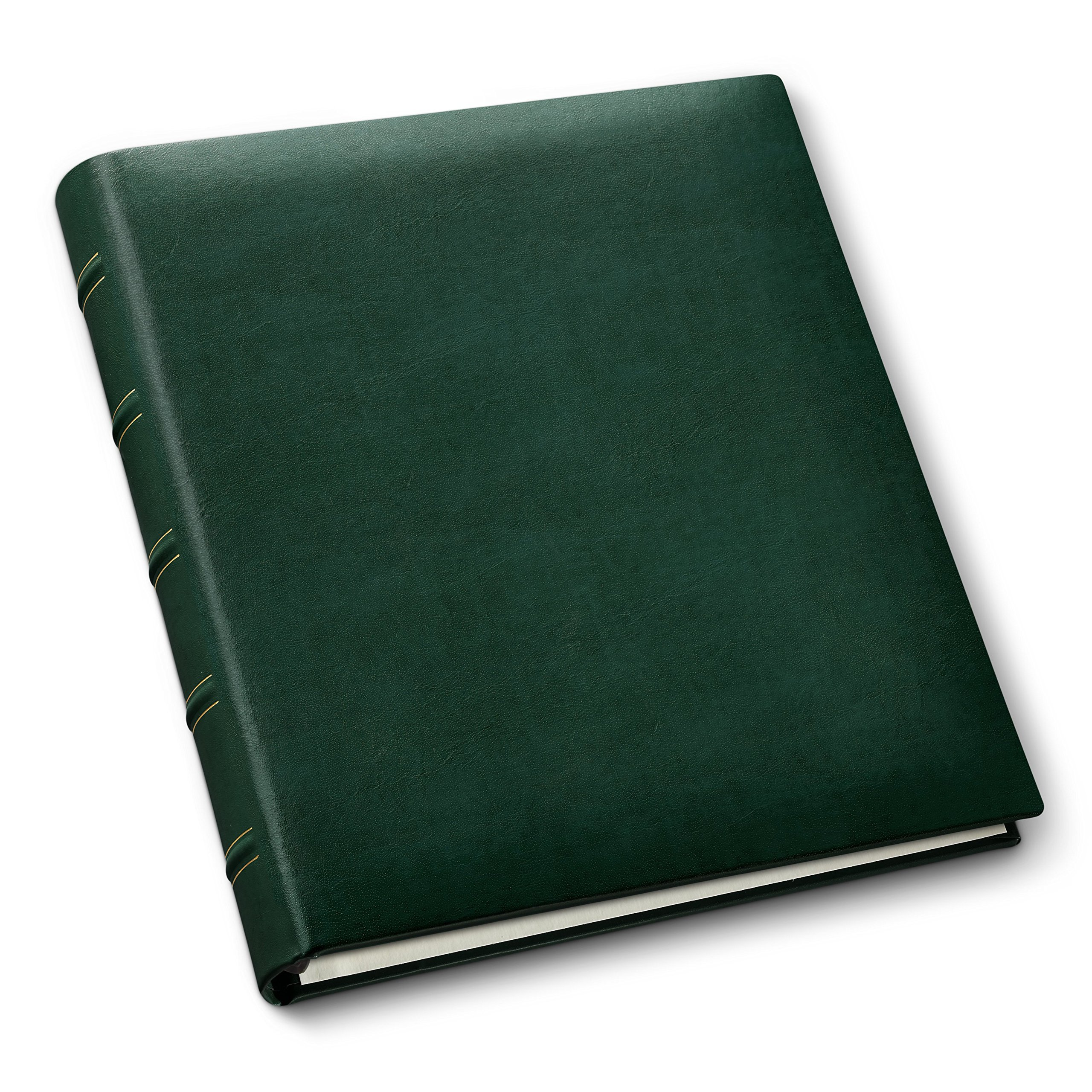 Gallery Leather Gallery Photo Album Acadia Green by Gallery Leather