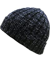 Thick & Warm Beanie in Cable And Ribbed Knit Styles
