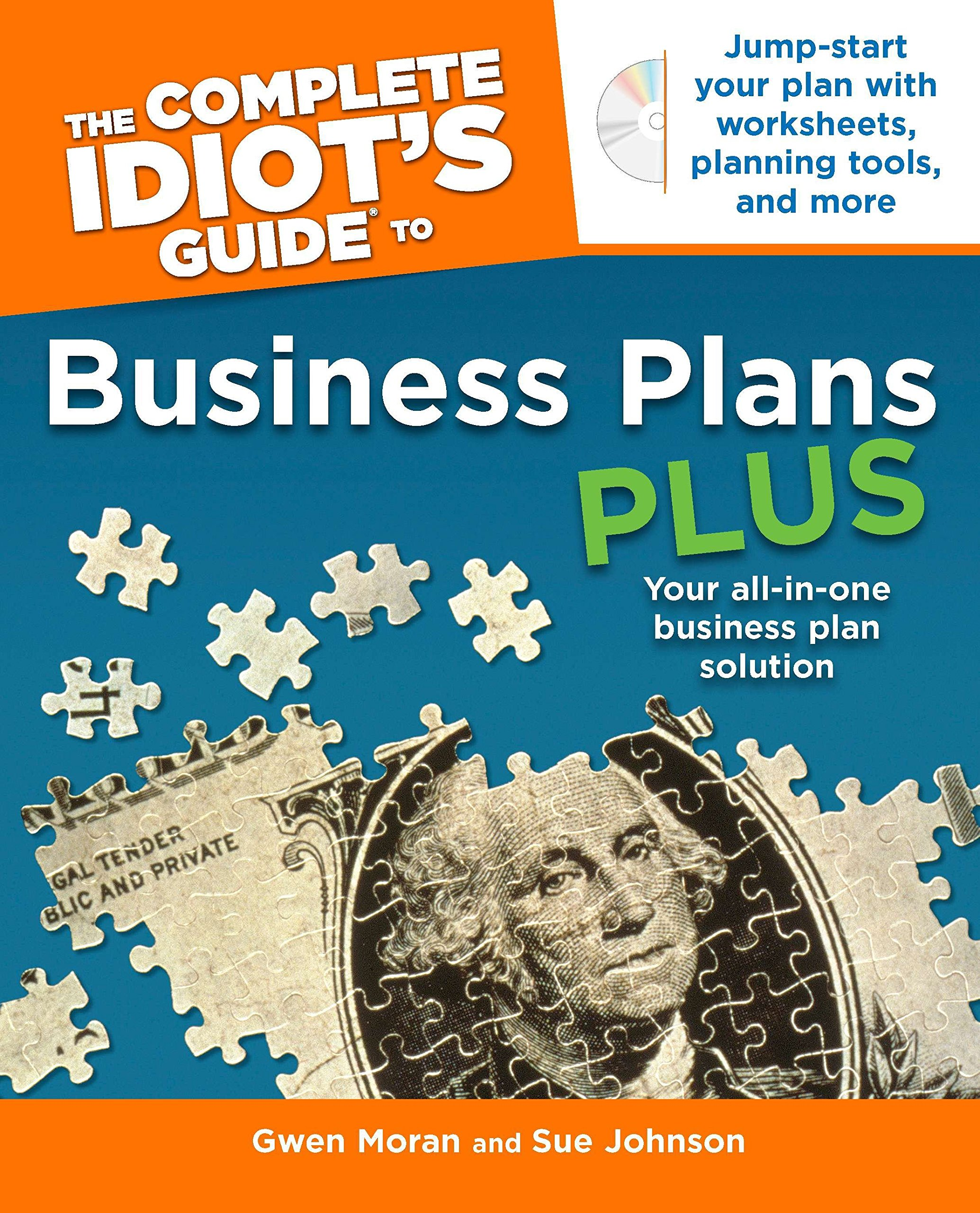 Read Online The Complete Idiot's Guide to Business Plans Plus pdf epub