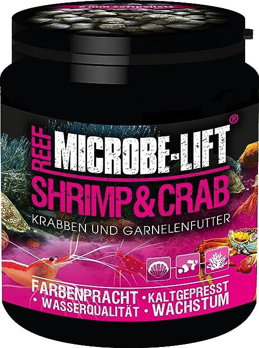 Microbe-Lift 9132 Shrimp & Crab - Comida para gambas y ...