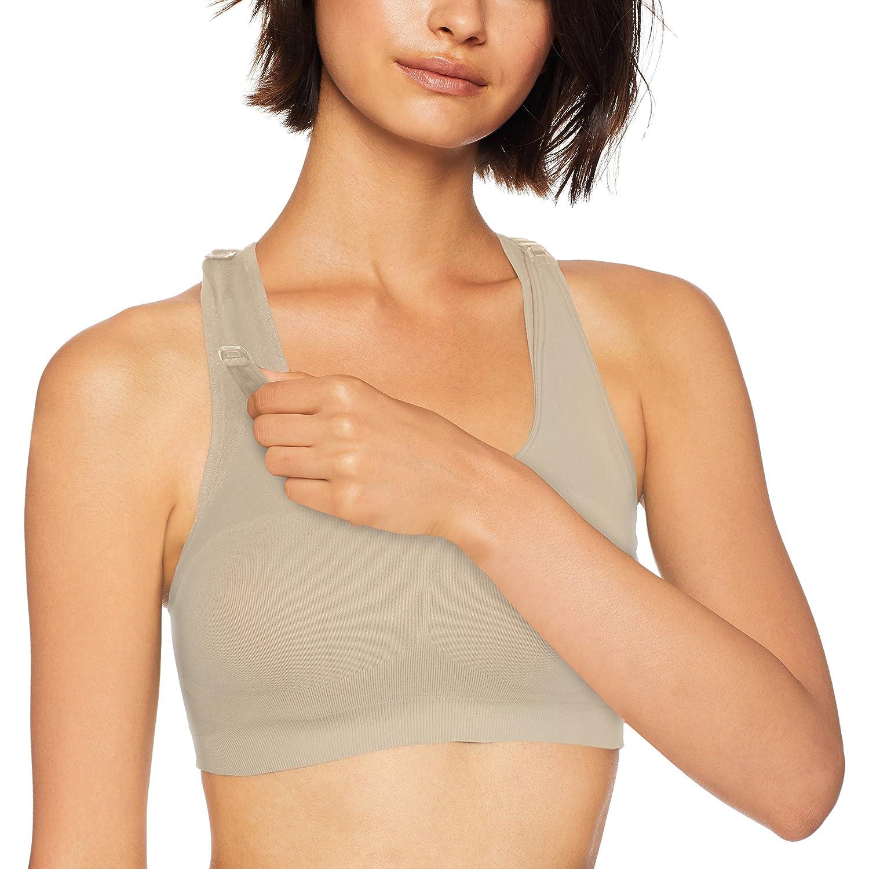 05e52ea7c4ddf ANNETTE Women s Seamless Sports Like Nursing Bra at Amazon Women s Clothing  store