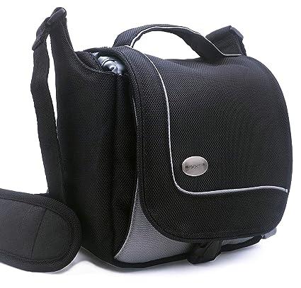 Baxxtar SportsBag negro bolsa para cámaras Bridge / Camcorder y Micro SLR / cámaras SLR
