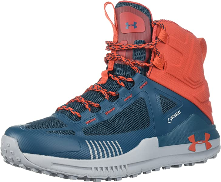 Under Armour Mens Verge 2.0 Mid GORE-TEX, Tourmaline Teal (300)/