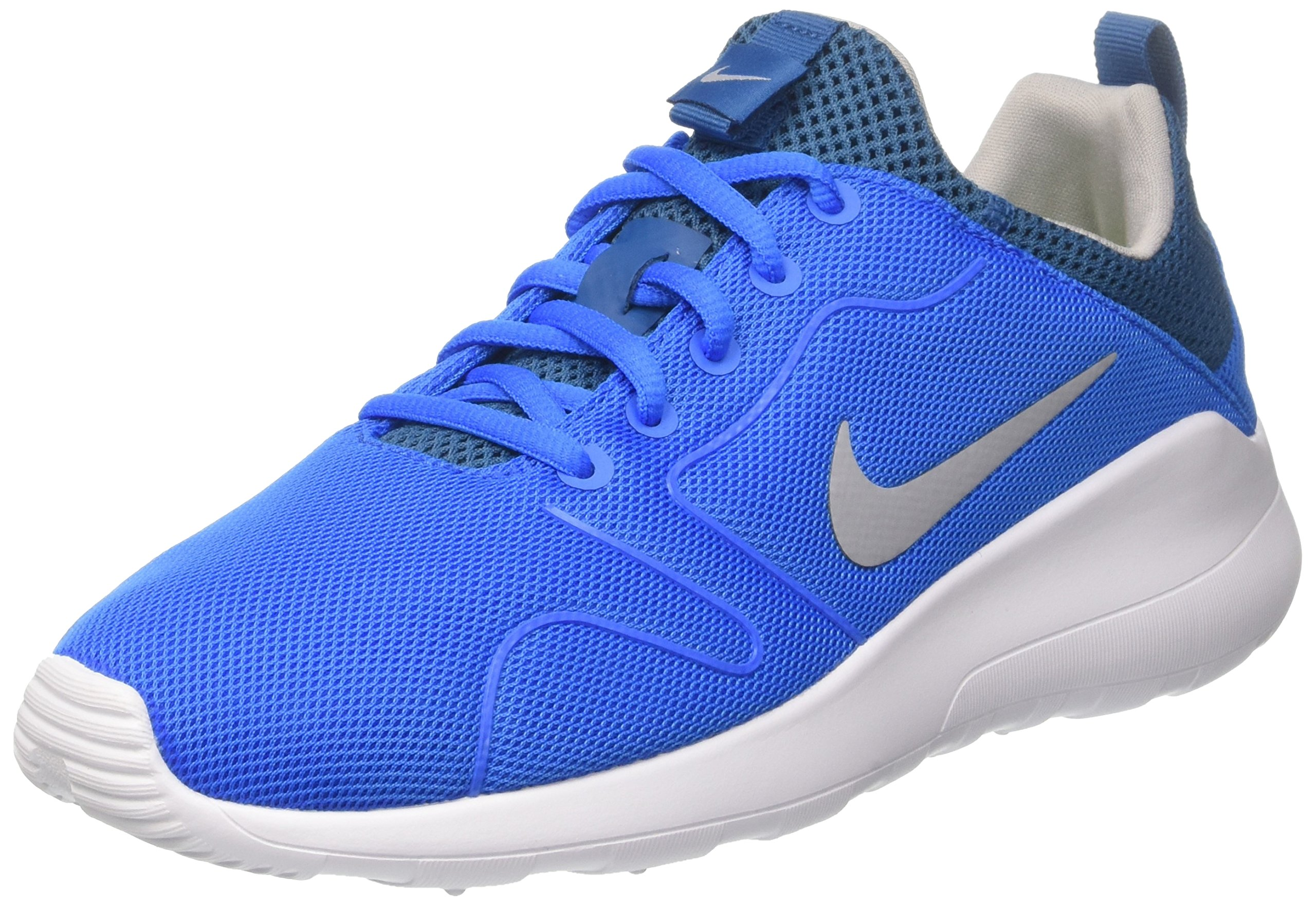 best website f0b5c 34596 Galleon - Nike Men s Kaishi 2.0 Low-Top Sneakers, Blue (Photo Blue Wolf  Grey Industrial Blue), 9 UK
