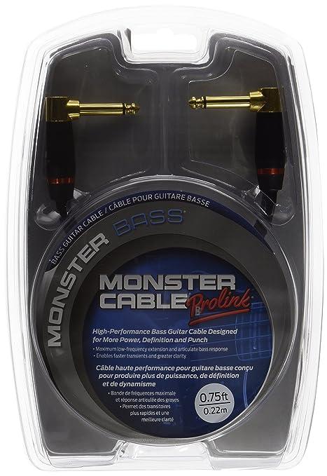 Amazon.com: Monster M BASS2-0.75DA - 8\