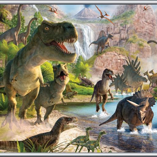 Dinosaur Sounds (World's Best Mobile Ringtones)