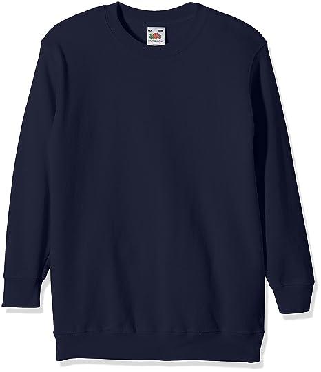 Fruit of the Loom Jungen Regular Fit Sweatshirt,