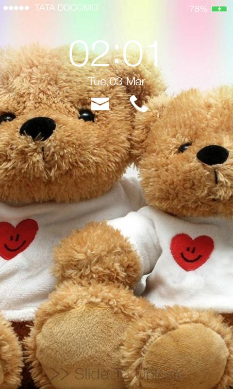 Iphone Wallpaper Teddy Bear 2021 3d Iphone Wallpaper