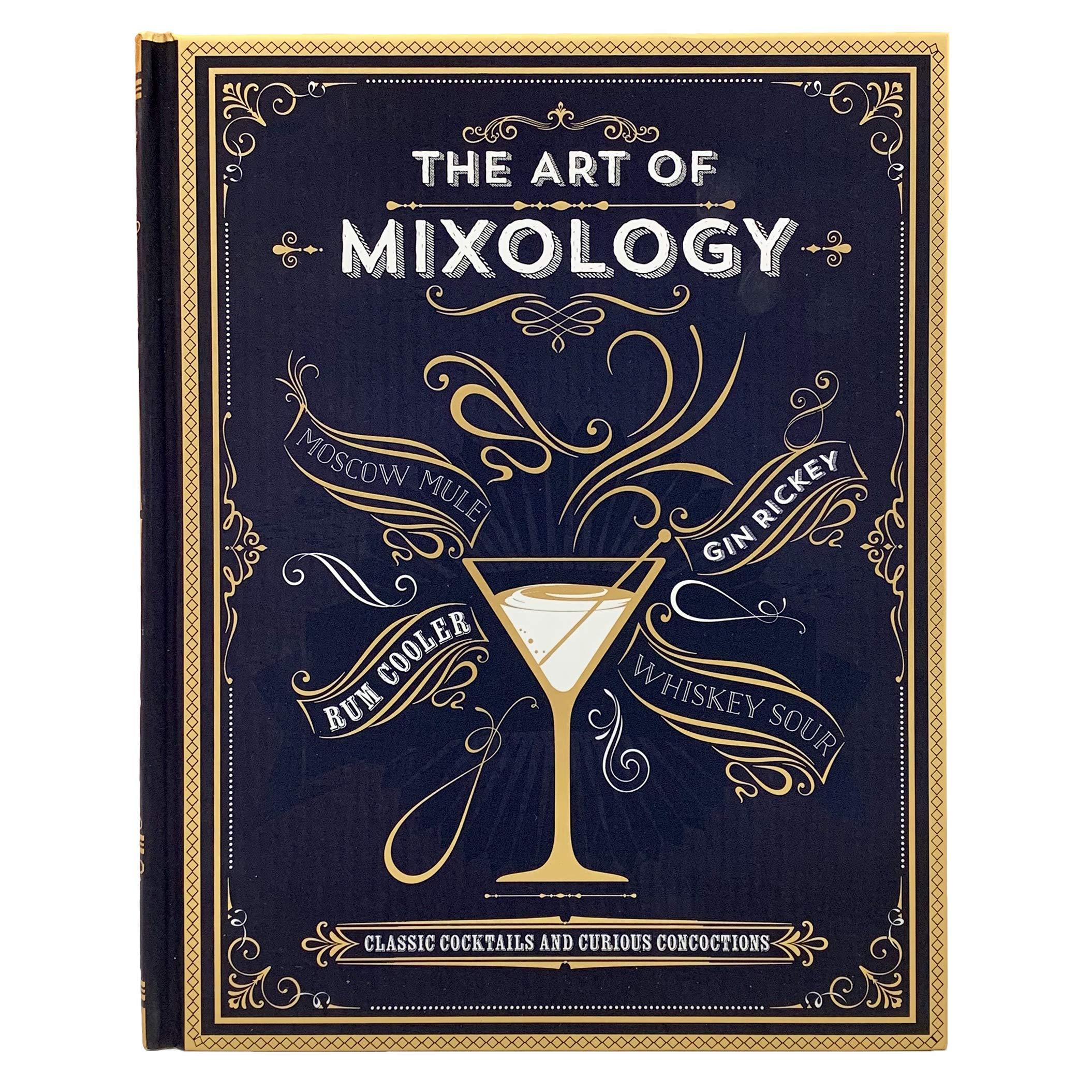 Art Mixology Classic Cocktails Concoctions product image