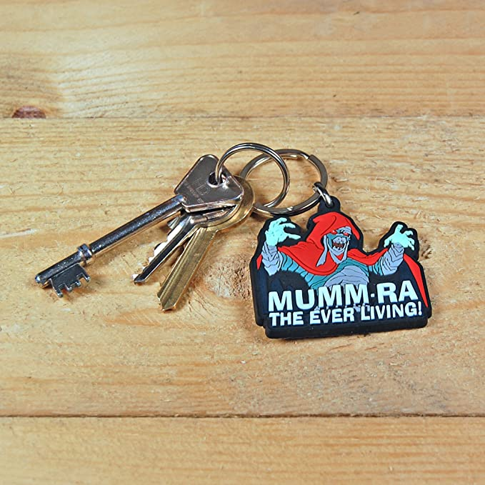 ThunderCats Mumm-Ra Flexible Keyring