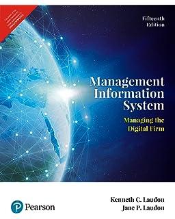 Management information system 14e laudon 9789332548909 amazon management information system fandeluxe Choice Image