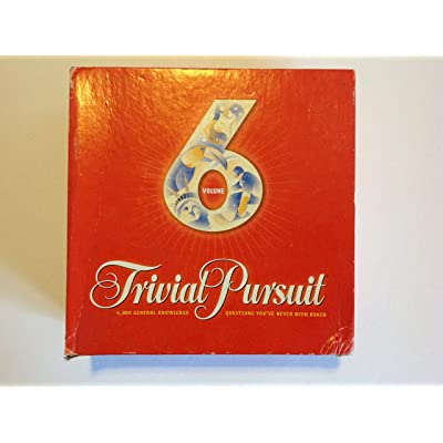 Trivial Pursuit: 6th Edition: Toys & Games