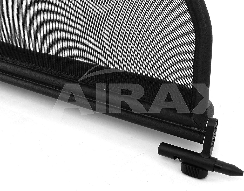 Airax Windschott f/ür 206CC 206 CC Windabweiser Windscherm Windstop Wind deflector d/éflecteur de vent