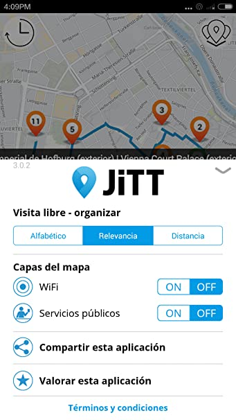 Amazon.com: Viena Premium | JiTT City Guide & Tour Planner with Offline Maps (Spanish Version): Appstore for Android