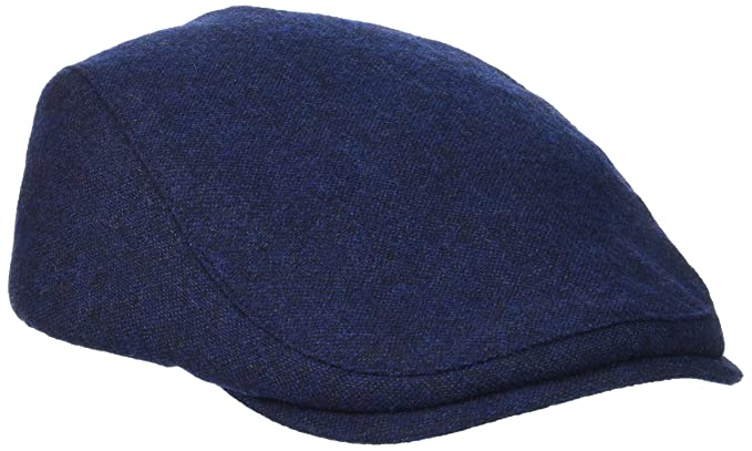 37756a2fb55 Fred Perry Men s Boiled Wool Flat Cap