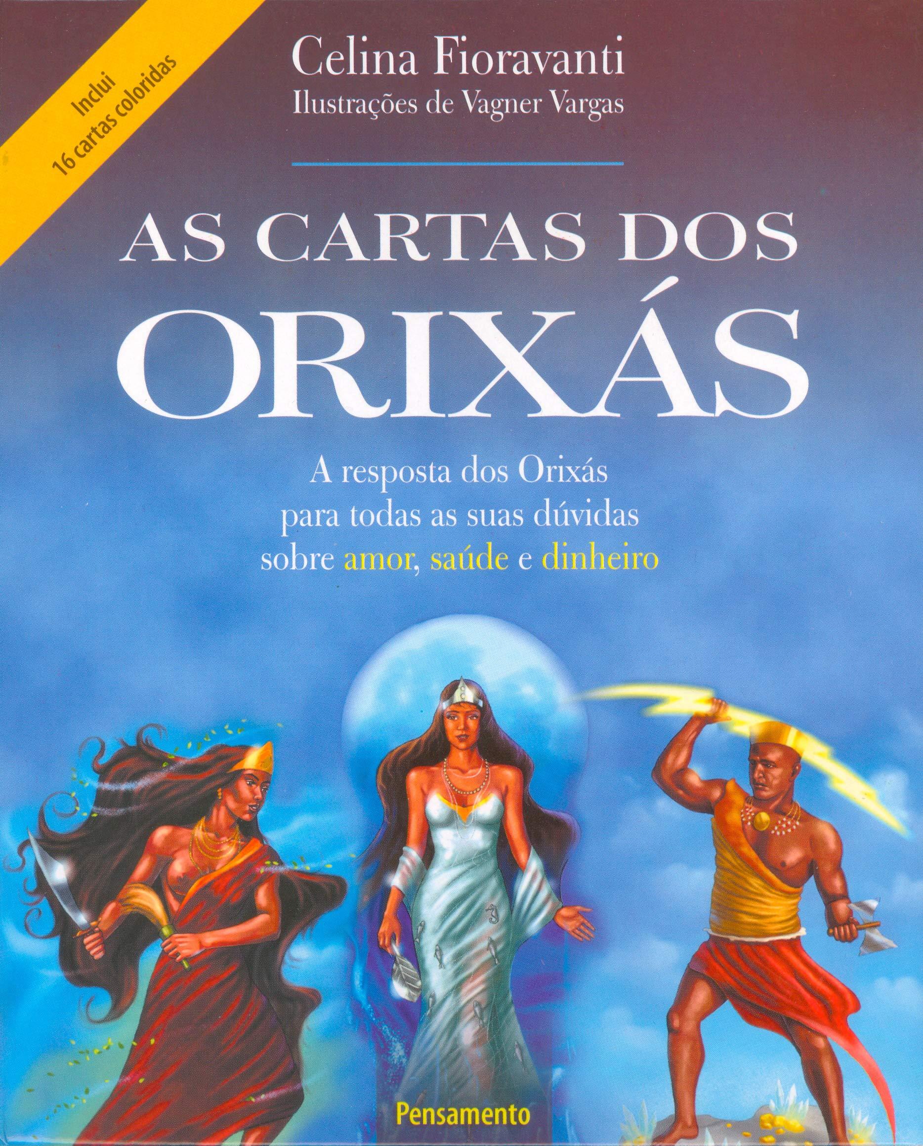 As Cartas dos Orixás (Em Portuguese do Brasil): Celina ...