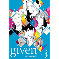 Given, Vol. 4 (Yaoi Manga) book cover