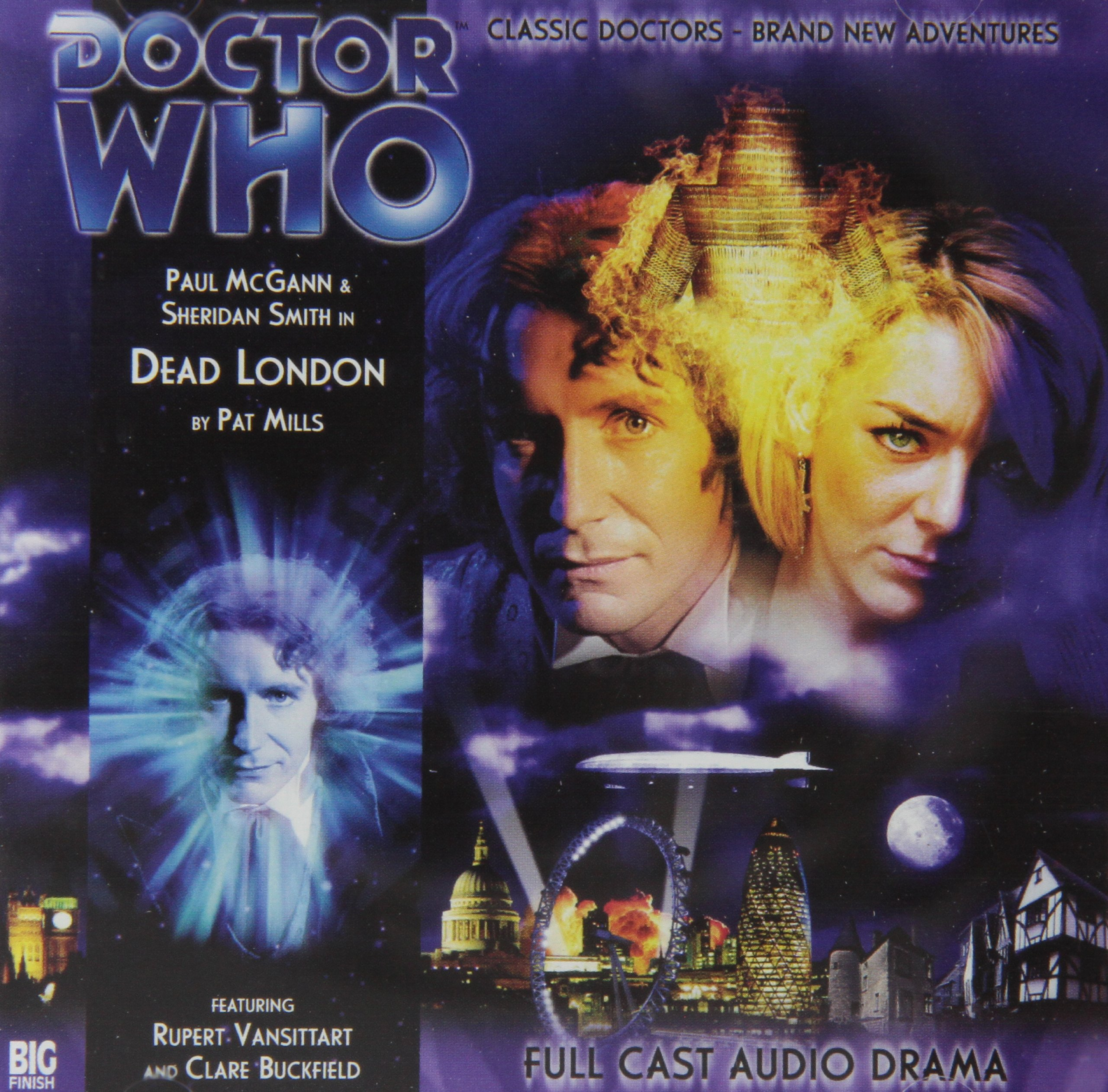 Download Dead London (Doctor Who: The Eighth Doctor Adventures, 2.1) PDF