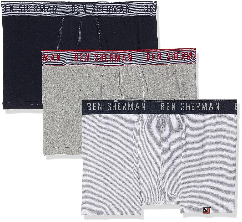 Ben Sherman Will Bóxer para Hombre