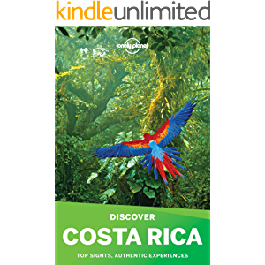 Lonely Planet Discover Costa Rica 5 (Travel Guide)