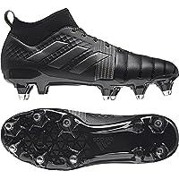adidas Performance Mens Kakari X Kevlar Rugby Lace Up Training Boots - Black