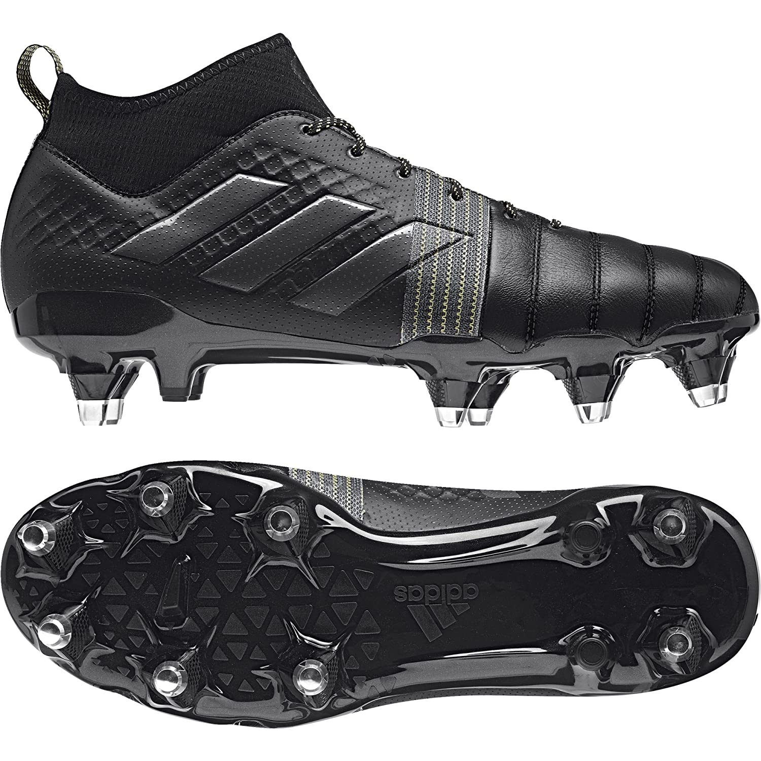 9b3a1047da75 adidas Kakari X Kevlar, Men's Rugby Shoes: Amazon.co.uk: Shoes & Bags