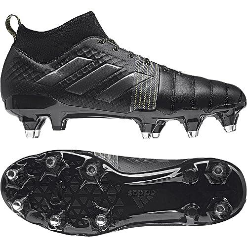 official photos d5eb1 5fed7 adidas Kakari X Kevlar, Zapatillas de Rugby para Hombre, Negro  NegbasNocmét, 39 13 EU Amazon.es Zapatos y complementos